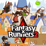 ネクソン、人気アクションゲームの最新作『FANTASY×RUNNERS2』を2014年初夏に正式サービス開始