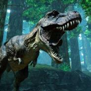 アカツキライブエンターテインメント、恐竜世界を歩き回れる空間移動型VR「ABAL:DINOSAUR」を明日よりアソビルで開催!