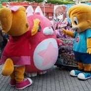 『白猫』『黒猫』『バトガ』×東京ドームシティコラボが開幕! 謎解きやコラボメニュー、グッズなど展開 ドンチャック&ララも応援に駆けつけた