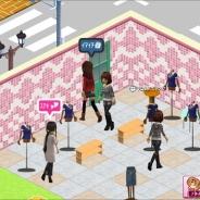ココア、アパレルショップゲームアプリ『アパレル☆タウン』のAndroid版をリリース