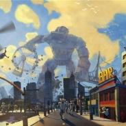 PSVRへの対応も ロシアのLuden.io、巨大ロボットを使って掃除という名のを破壊を行う『VRobot』を近日公開へ