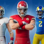 EPIC GAMES、『フォートナイト』でNFLのコスチューム登場! アメフトテーマの大会「NFLPAオープン」「Twitch Rivalsストリーマー・ボウル」の開催も