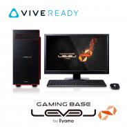 ユニットコムのミドルタワーゲームPCがVIVE READY PC認定に GTX1080TiとCore i7-8700Kを搭載