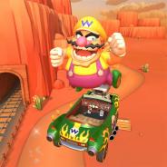 任天堂、『マリオカート ツアー』にマリオの最大のライバル「ワリオ」と「ロゼッタ」が参戦へ
