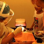歯の治療中にVRゴーグル BiPSEEが東京23区内でパートナー歯科医院を募集