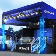 サムスン、VRなどを体験できる「Galaxy Studio」をクイーンズスクエア横浜で開催