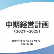 モバイルファクトリー、25年12月期までの5ヵ年の中期経営計画を策定 ブロックチェーンサービス「ユニマ」の成長でEBITDA30億円を目指す