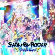 スクエニとサンリオ、『SHOW BY ROCK!! Fes A Live』がノーマルショップのアイテムとサウンドルの価格改定を3月25日に実施