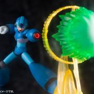コトブキヤ、『ロックマンX』より「ロックマンX エックス」のプラモデルを2019年8月に発売