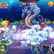 DeNA、『Battle of God』のiOS版を配信開始。ギリシア神話の世界が舞台の本格アクションRPG