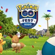Nianticとポケモン、『Pokémon GO』でイベント「Pokémon GO Fest 2020」内容公開! ただし2日目の内容はサプライズのため秘密