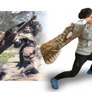 カプコン、イーカプコン限定リクエスト企画「モンスターハンター:ワールド 大剣抱き枕」の予約を開始! 大剣「炎剣リオレウス」「オオアギト」が抱き枕に