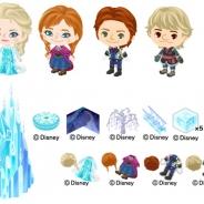 サイバーエージェント、「アメーバピグ」にディズニーの超人気アニメ映画「アナと雪の女王」のエリアとアイテムを追加