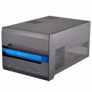 XeonPCを持ち運び VRにも対応した取っ手付MicroキューブPCが発売…OS無しで15万3800円から