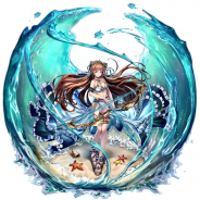 アイディス、『ラストクラウディア』で初の水着ユニットとして英装「水麗姫リラ(CV : 高橋李依)」が登場!
