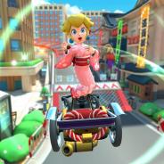 『マリオカート ツアー』がApp Store売上ランキングで過去最高の4位に浮上 「トーキョーツアー」開始や「ピーチ(きもの)」など新キャラ登場で