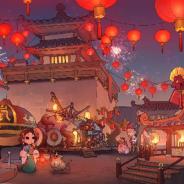 NetEase Gamesの『IdentityⅤ 第五人格』がApp Store売上ランキングで13位に急上昇 春節イベント開催でショップに新衣装など登場で