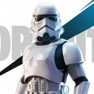 Epic Games、『フォートナイト』で『スターウォーズ』のストームトルーパーコスチュームが登場 11月18日の午前9時まで