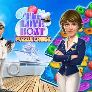 ゲームロフト、ロマンチックパズルアドベンチャー『The Love Boat:クルーズでパズル!』を配信開始!