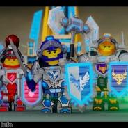 レゴジャパン、史上初となるゲームアプリ×アニメ連動型レゴ「レゴネックスナイツ」を2月19日より発売…ゲームアプリは完全無料の3D本格アクションRPGに