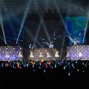 Tokyo 7thシスターズ『3rd Anniversary Live 17'→XX -CHAIN THE BLOSSOM-  in Makuhari Messe』公式レポートをお届け