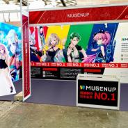 MUGENUP、アジア最大級のゲームイベント「チャイナジョイ2019」に2年連続ブース出展
