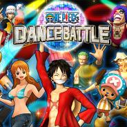 バンダイナムコゲームス、『ONE PIECE DANCE BATTLE』を配信開始 おなじみのキャラクターがダンスでバトルするリズムゲーム