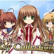 インデックス、Mobageで提供する『Key COLLECTION』のサービスを終了