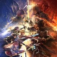 スクエニ、新作スマホ向けゲーム『バトル オブ ブレイド』でスクエニ名作タイトルの「伝説の武器」が手に入る事前登録を開始!