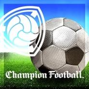 セガゲームス、『Champion Football』のサービスを5月27日に終了