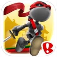 【米AppStore無料ランキング(11/2)】Backflip Studioの新作ランニングゲーム『NinJump Rooftops』が首位獲得