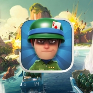 Supercell、最新作『Boom Beach』をカナダで配信開始! 『クラクラ』『Hay Day』に続く待望の同社3作目
