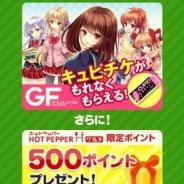 サイバーエージェント、「ホットペッパー グルメ」×『ガールフレンド(仮)』の成果報酬型広告を実施