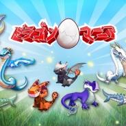 ゲームロフト、ドラゴン育成シミュレーション『ドラゴンマニア』をGoogle Playでリリース