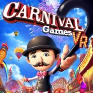 【PSVR】2K、『カーニバル ゲームズVR』の国内発売を発表 2017年1月初旬リリース予定