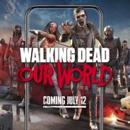 「ウォーキングデッド」のモバイルARゲーム『The Walking Dead: Our World』が国内リリース GoogleMaps利用で近所にウォーカーが溢れる