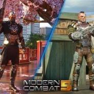 ゲームロフト、『モダンコンバット5』で新武器・マップなどを追加するアップデートを実施