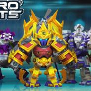 ウェードコム、ロボット対戦ゲーム『超豪華ロボット大戦ゲーム★HEROBOTS』を「auスマートパス」で配信開始