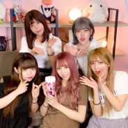 サイバーステップ、『トレバ』で5人組アイドルYouTuber「おこさまぷれ~と。」とコラボ! オリジナルフォトタンブラー登場