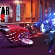 ゲームロフト、クライムアクションゲーム『ギャングスター ベガス』に新ウェポンを追加! 宙に浮かぶ戦闘バイク「ウィードキラー」も登場
