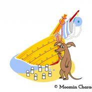 ポッピンゲームズ、『ムーミン ~ようこそ!ムーミン谷へ~』で大型アプデキャンペーンを開始! 待望の新マップ「ニョロニョロ島」が追加