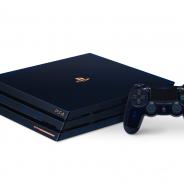 SIE、PS4 Proの特別デザインモデルを8月24日に発売