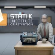 【PS VR】モザイク男、椅子に拘束、両手の枷 スウェーデンTarsier Studios、パズルミステリー『STATIK』をリリース