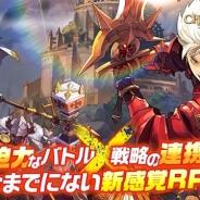 GAMEVIL COM2US Japan、戦略バトルRPG『チェーンストライク』の事前登録キャンペーンを開催