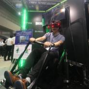 ビーライズ、ハウステンボスに「StarVR One」を使用した「VRライドマシン」らを期間限定で一般展示へ