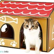 ヤマヒサペットケア、『ねこあつめ』とのコラボで3点の猫用おもちゃシリーズを発売 家の窓から顔を出せばあの猫にもなりきれる!?