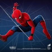 【PSVR】『スパイダーマンVR』を渋谷で体験 壁を登っているかのようなフォトスポットの設置も