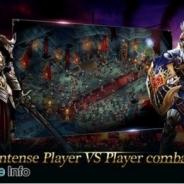 ガーラ、英語版『Arcane』のAndroid版が米国とカナダのGoogle PlayのRPG新着無料部門で1位を獲得