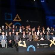 【イベントレポート】「PlayStation Awards 2017」、VR受賞タイトルは『バイオハザード7』『Farpoint』『サマーレッスン』…『バイオ7』は3部門獲得