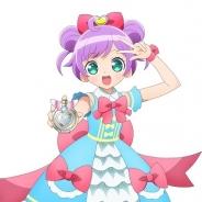 【速報】『プリパラ』新アニメが17年4月より放送決定! らぁらの新ビジュアルが公開に